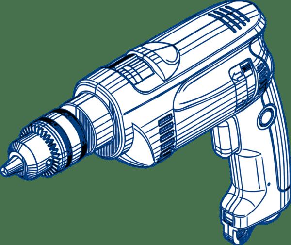 Cordless Drill Creativity