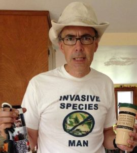 invasive species man