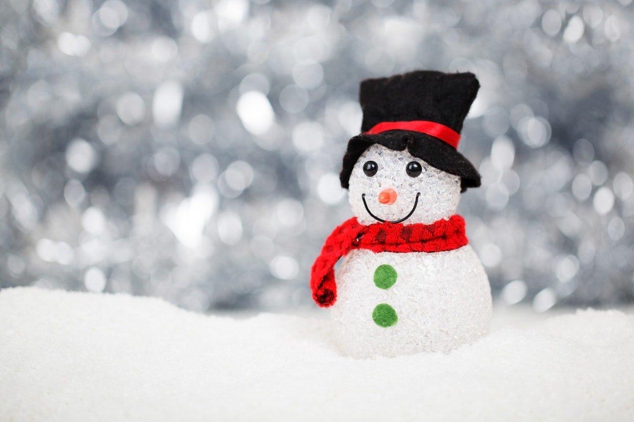 Snowman is Ready!
