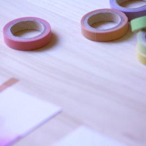 Masking Tape Cover
