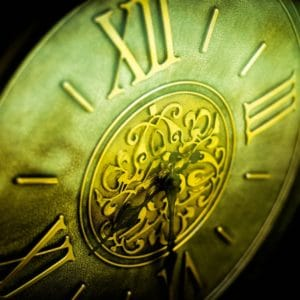 Grandfather Clock Cover