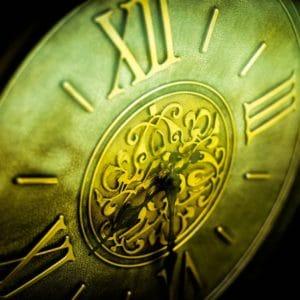 Grandfather Clock Cover