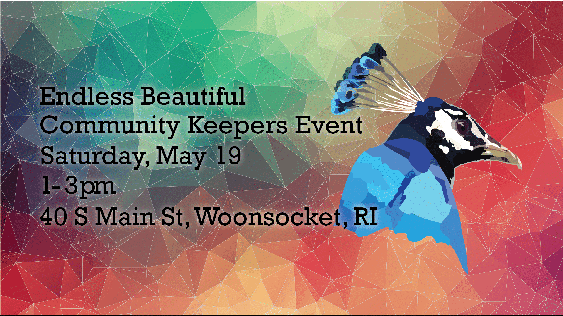 Community Keepers Event